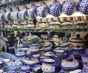 Old World Polish Pottery