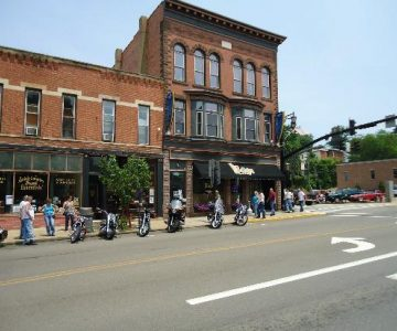 Historic Downtown Millersburg