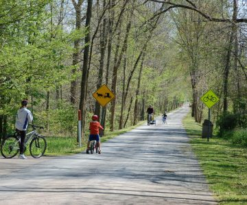 Holmes County Rails to Trails